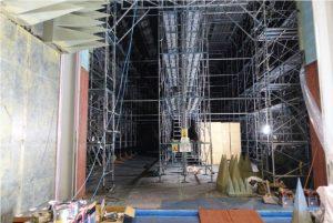 大型電波暗室写真
